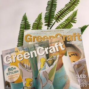 🇨🇦Two Issues GreenCraft Magazine